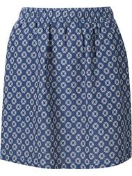 jacquard mini skirt Engineered Garments