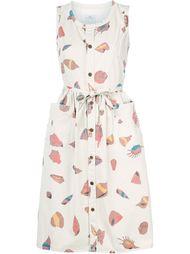 платье с принтом ракушек Visvim