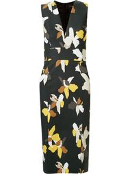 floral midi sheath dress Andrea Marques
