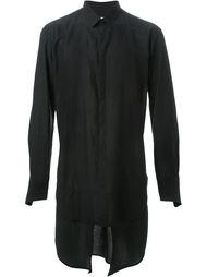 рубашка с многослойным подолом Strateas Carlucci