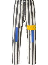 брюки в полоску  Sold Out Frvr