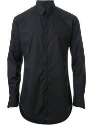 рубашка с потайной застежкой Strateas Carlucci
