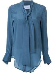блузка с бантом  Strateas Carlucci