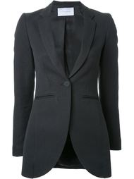 one  button blazer Strateas Carlucci