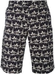 шорты с принтом пальм PS Paul Smith