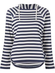 striped hoodie Chloé