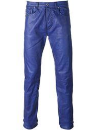 джинсы с вощеным покрытием 'Type-247'  Diesel Black Gold