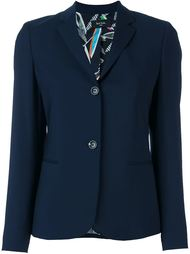 two button blazer Paul Smith Black Label