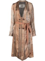 striped robe coat Uma Wang