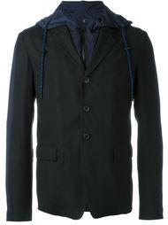 пиджак с капюшоном Diesel Black Gold