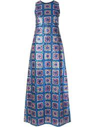 декорированное платье  Manoush