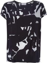 плиссированная футболка 'Taro' Christian Wijnants