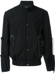 куртка-бомбер с воротником-стойкой Berthold