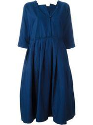 плиссированное платье  Daniela Gregis