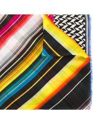 шарф 'Scialle' с комбинированным принтом  Missoni