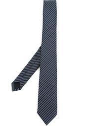 полосатый галстук Z Zegna