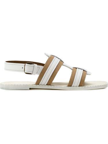 сандалии с ремешками Tomas Maier