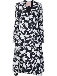платье 'Charles' с цветочным принтом Brock Collection