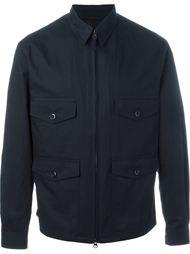 куртка-бомбер с накладными карманами Lemaire