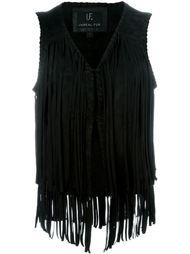 'Isi' vest Unreal Fur