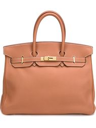 сумка-тоут 'Birkin 35' Hermès Vintage