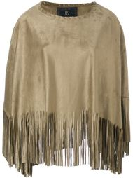 'Nina' cape Unreal Fur