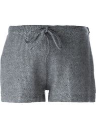 knitted shorts Majestic Filatures