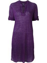 трикотажное платье Majestic Filatures