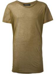 прозрачная футболка Versace