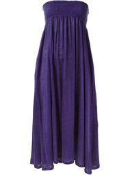 платье без бретелей Majestic Filatures