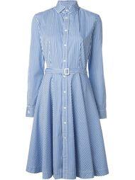 платье-рубашка в полоску  Polo Ralph Lauren