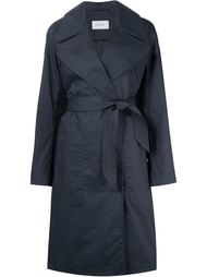 belted trench coat Lemaire