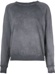 distressed sweatshirt The Great