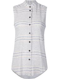полосатая рубашка без рукавов Rachel Comey