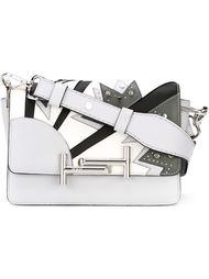 embellished crossbody bag Tod's