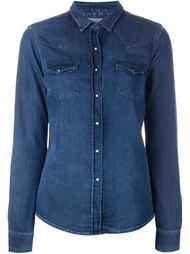 джинсовая рубашка  Jacob Cohen