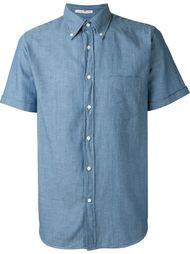 рубашка 'Chambray HOBD'  Gant Rugger