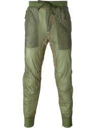 спортивные брюки 'Upcycled' Maharishi