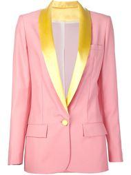 'Miami' satin tuxedo jacket Racil