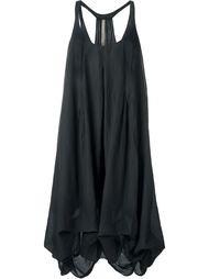 драпированное платье  Poème Bohémien