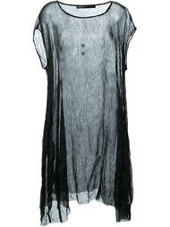 прозрачное платье  Rundholz
