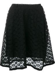 кружевная юбка  Peter Jensen