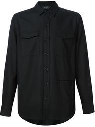 triple front pocket shirt Neuw
