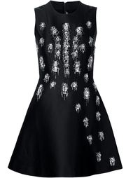 jewel-embellished cocktail dress Thomas Wylde