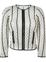 сетчатый пиджак Aviù