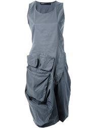 платье с накладными карманами спереди Rundholz