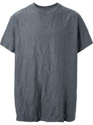 полосатая футболка Yohji Yamamoto