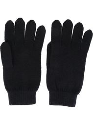 ribbed gloves N.Peal