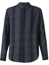 plaid long sleeve shirt Neuw