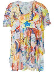 блузка c V-образным вырезом   Tsumori Chisato